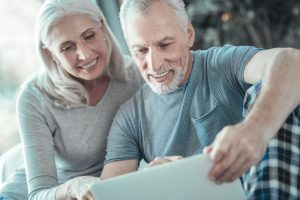 Arizona couple looking over their Medicare plan when they turned 64.