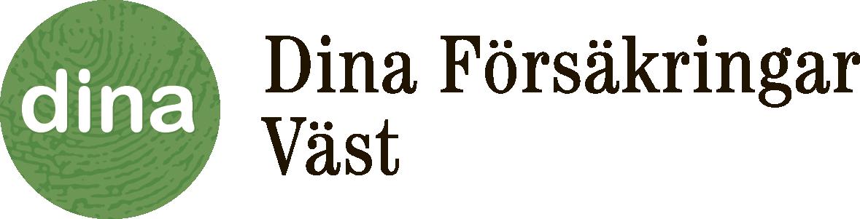 Dina försäkringar väst logotyp