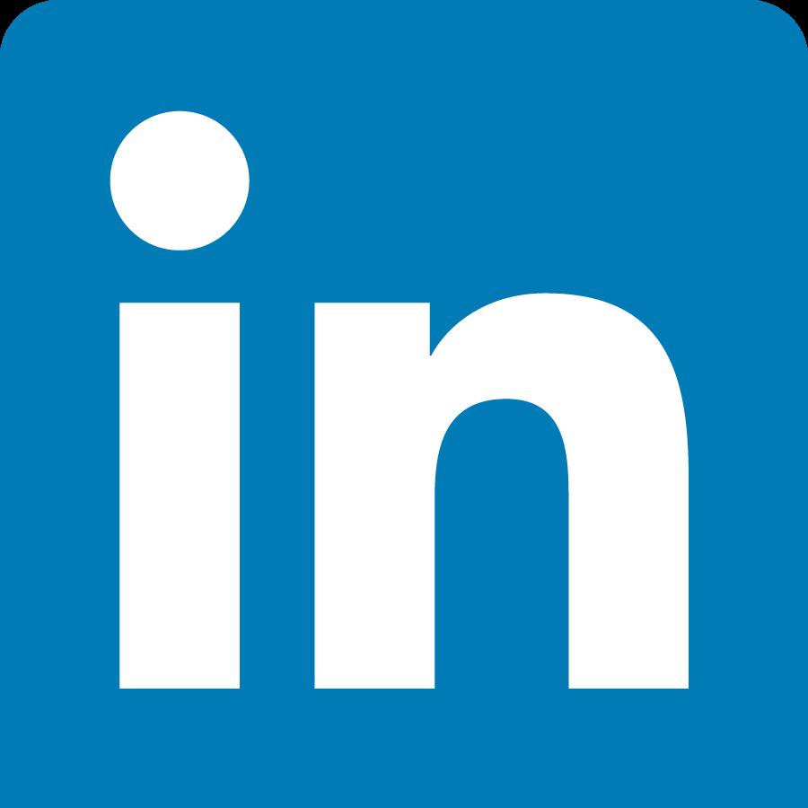 Linkedin logo/link
