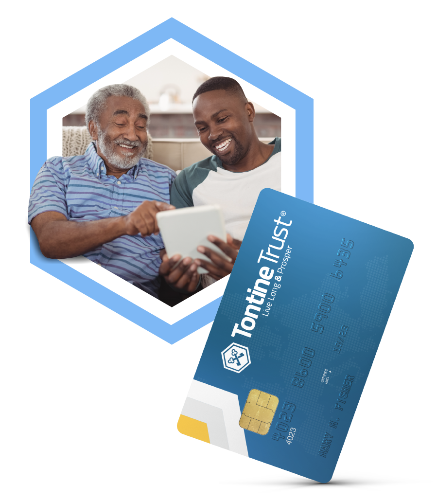 tontine let members earn a everincreasing income for life until age 120+