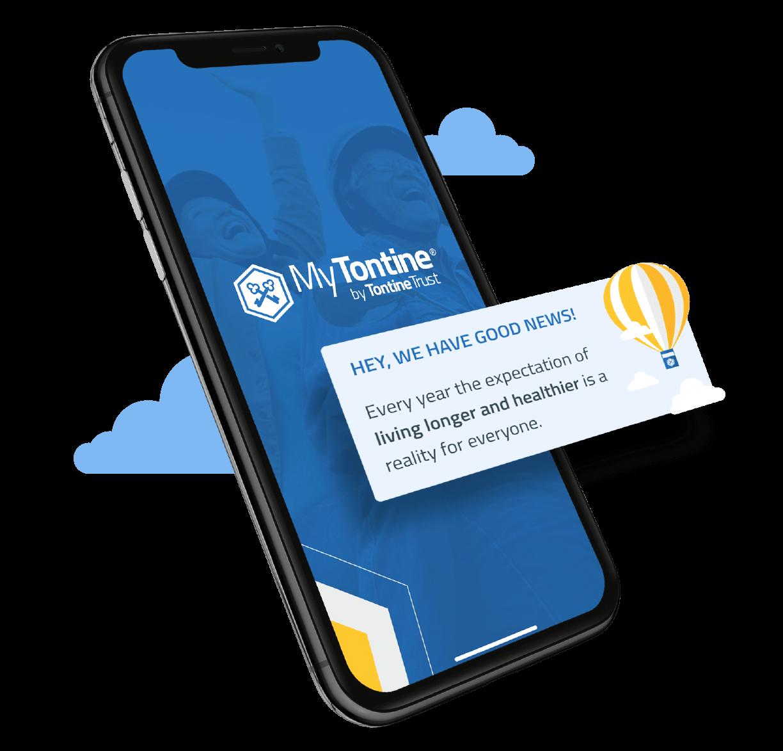 MyTontine app