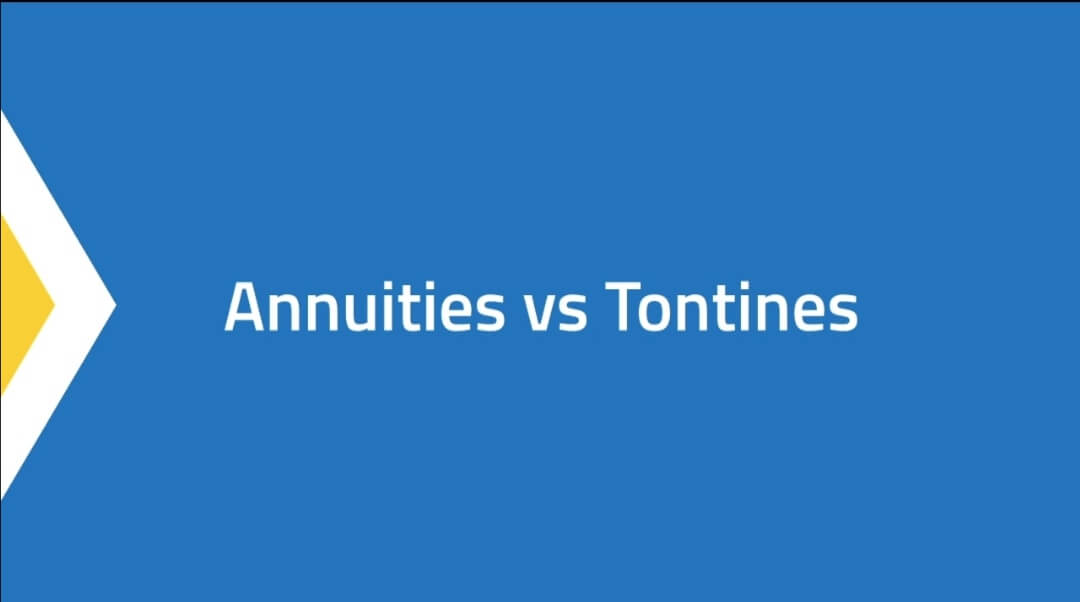 Interview for Real Vision - Annuities vs Tontines