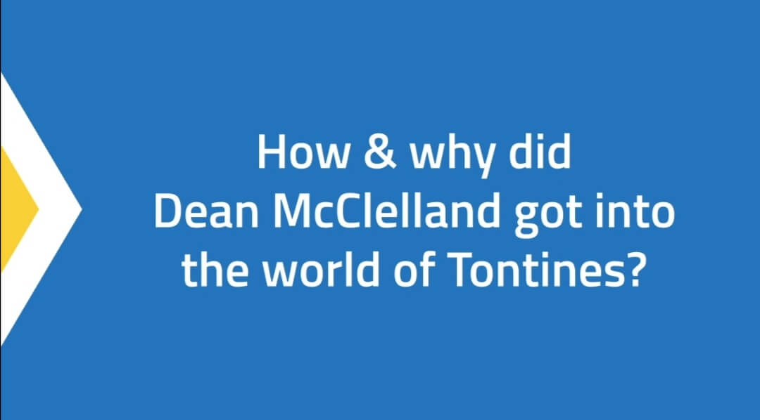 Interview Real Vision - Dean into the world of Tontines