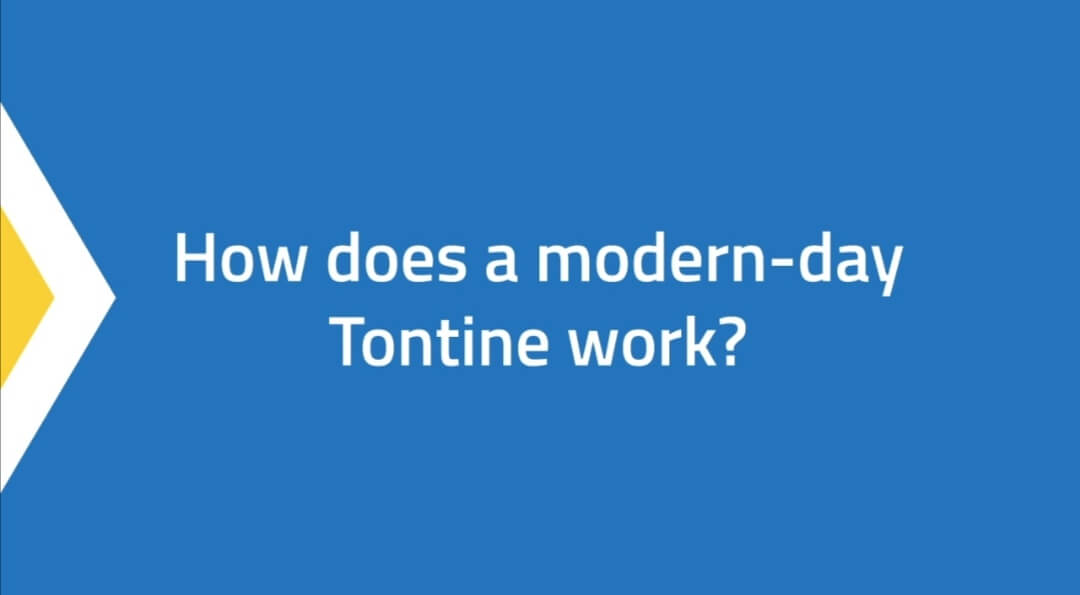 Interview for Real Vision - How Tontine Work?