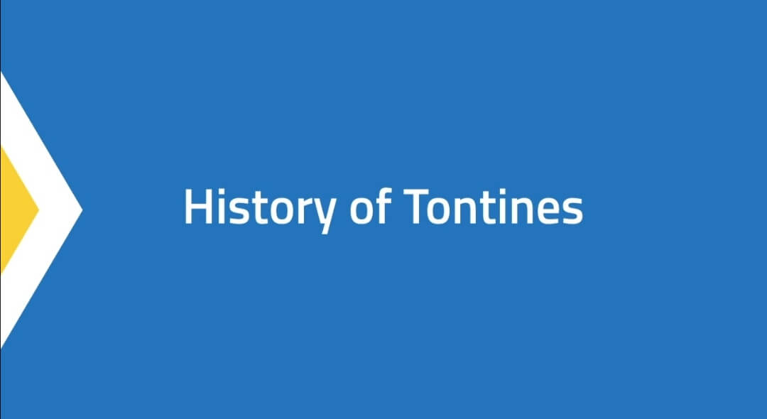 Interview for Real Vision - History of Tontines