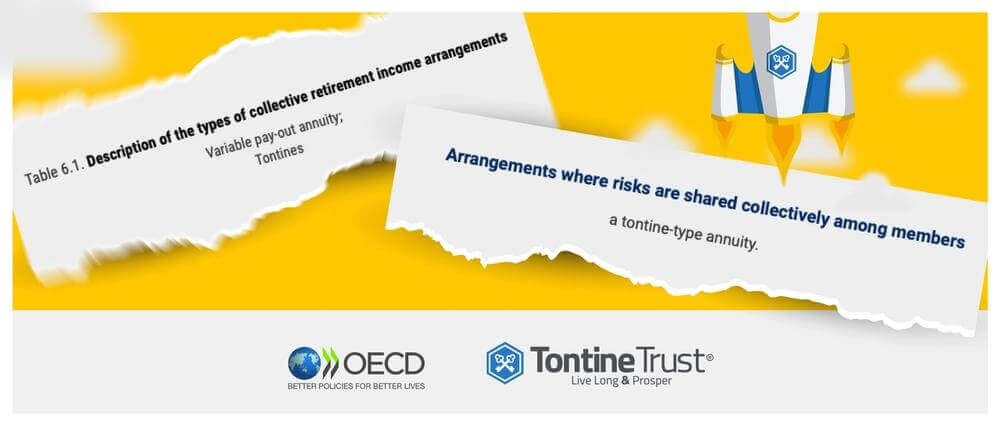 OECD: Tontines allow higher expected retirement incomes for all participants compared to what they could achieve on their own