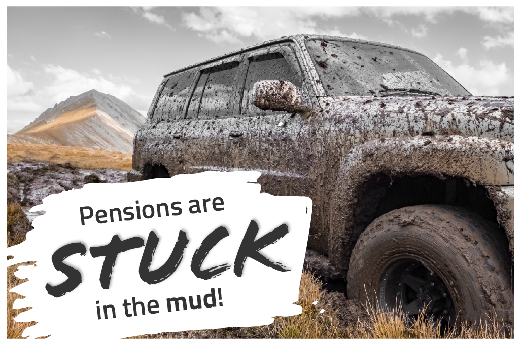 Free from capital buffers, forward-looking tontines have an investment advantage over traditional pensions.