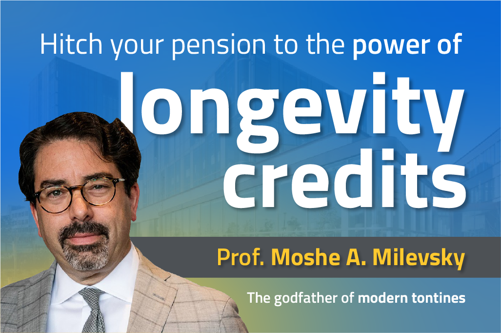 Leading financial academic Professor Moshe Milevsky argues that adopting tontine-style risk sharing is the only way to truly retire with confidence.
