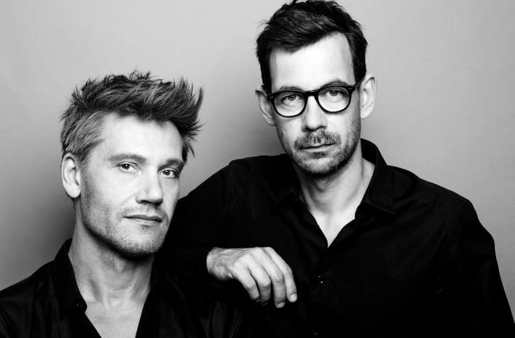 Patrik Frederikson and Ian Stallard