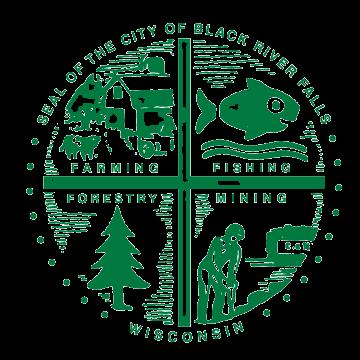 Black River Falls Logo