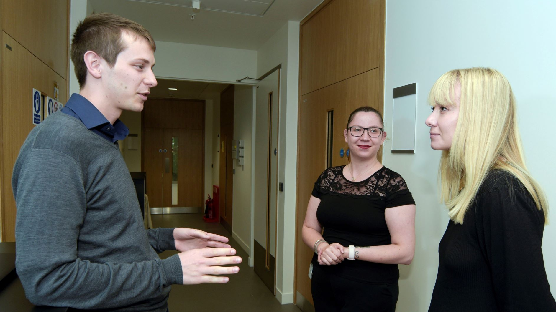 Innovation Minister meets moa