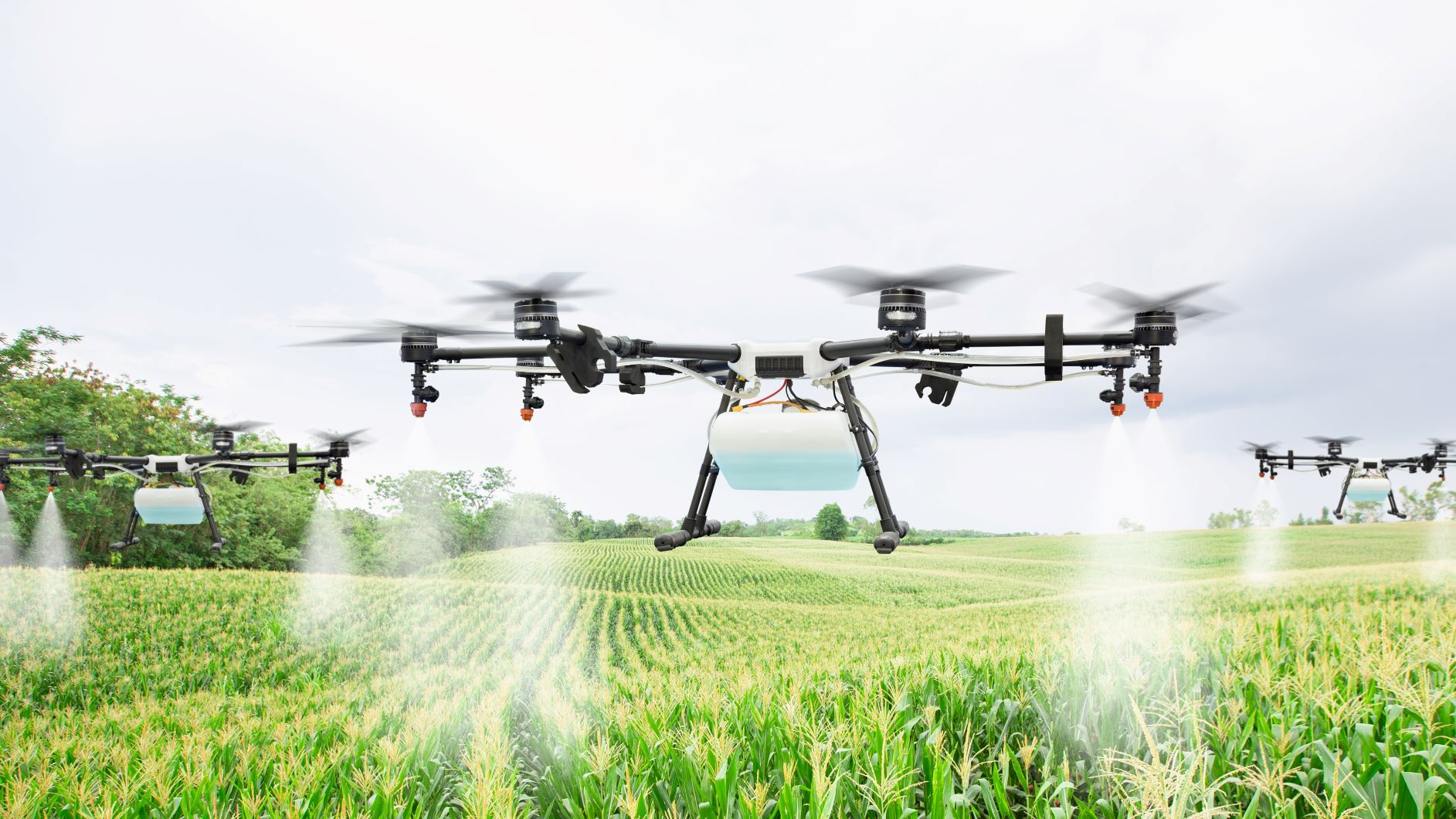 More agri-tech investment should be the new normal