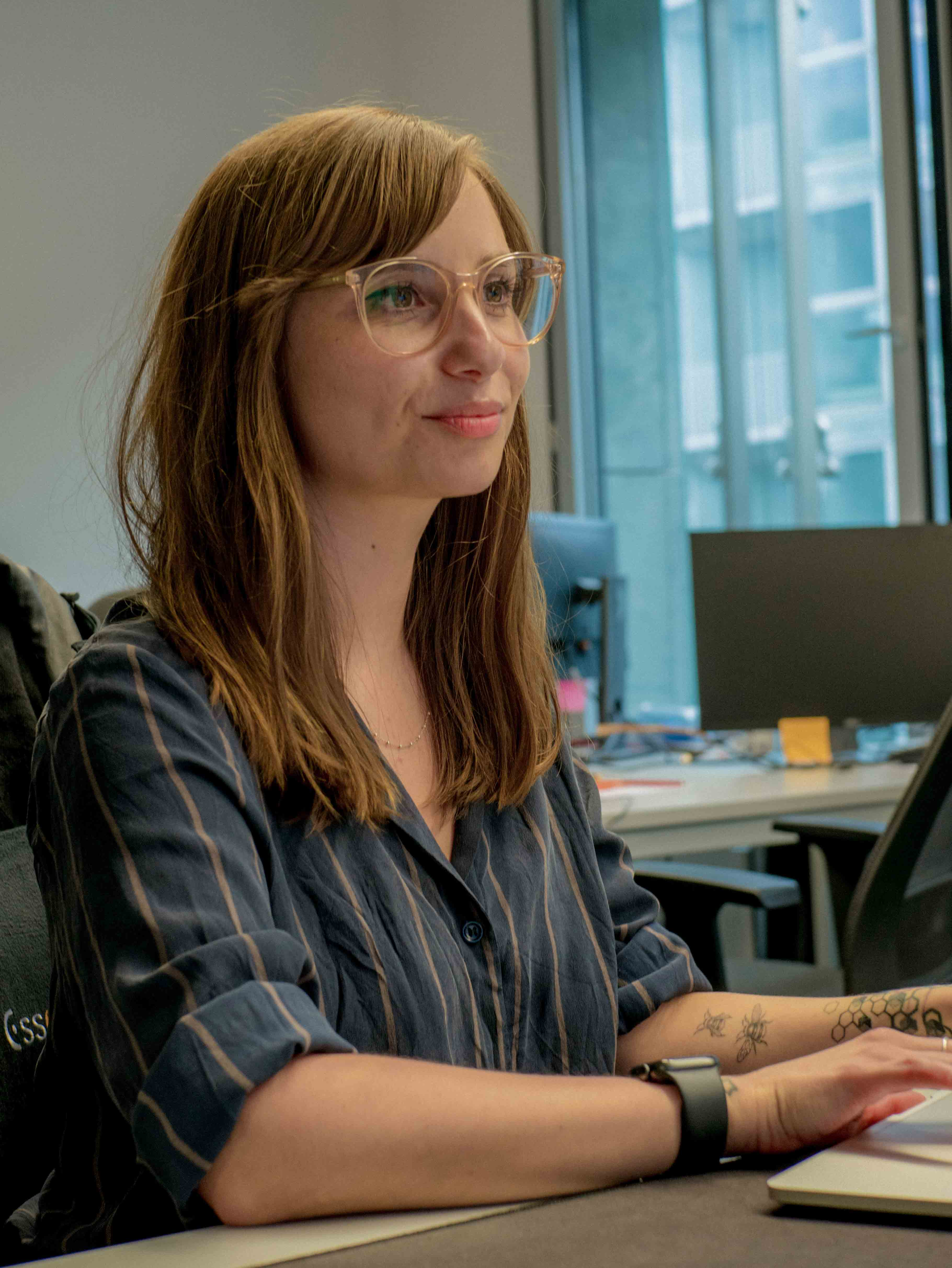 Valentina, alphin UX Designer