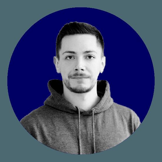 Lukas Krieger, alphin founder
