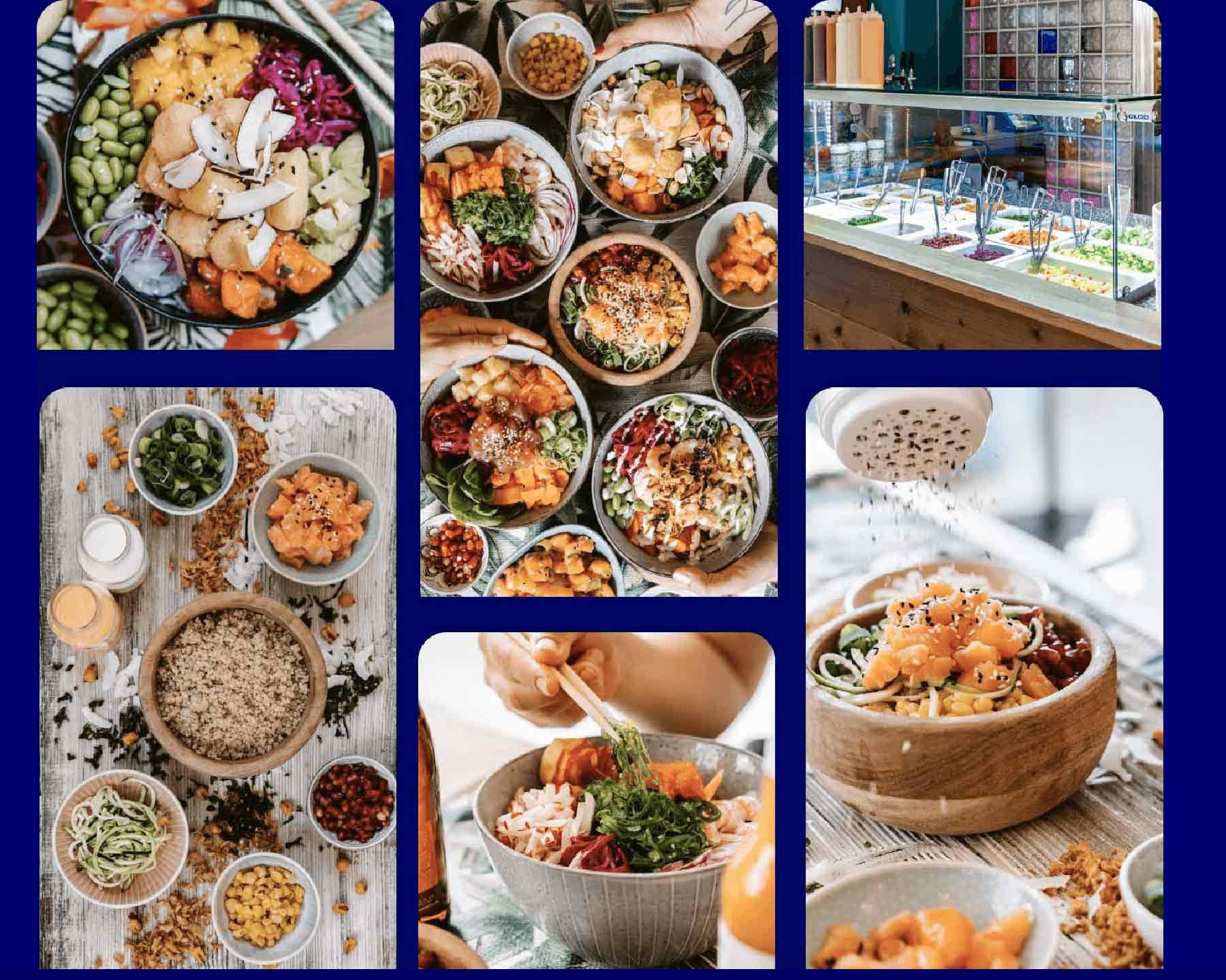 Professionelle Food Fotos im Instagram Feed.