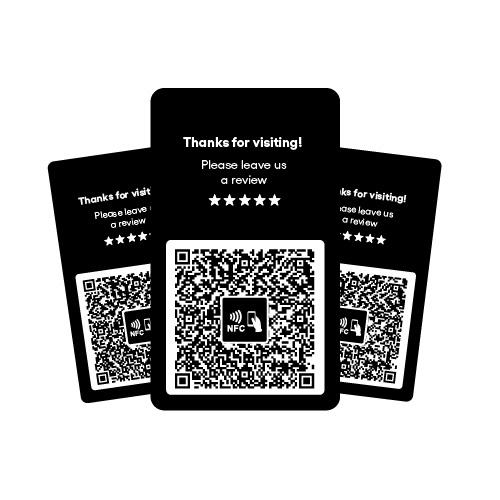 Review Management Karten.