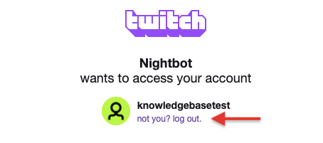 how to switch between accounts