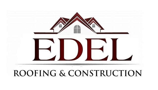Edel Roofing & Construction logo