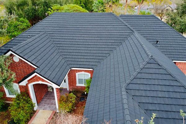 Roofing installation in Edinburg, TX