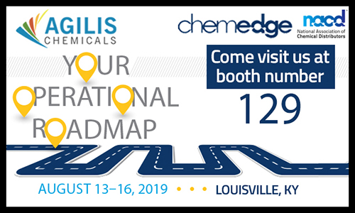 Agilis is coming to ChemEdge August 13, 2019