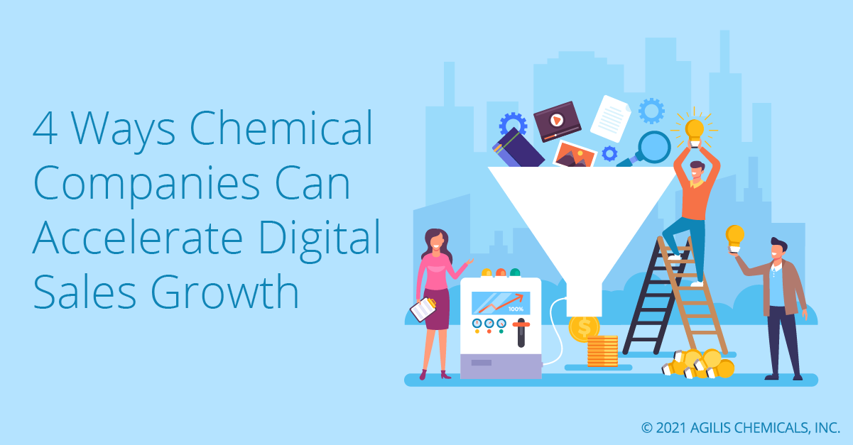 4 Ways Chemical Companies Can Accelerate Digital Sales Growth