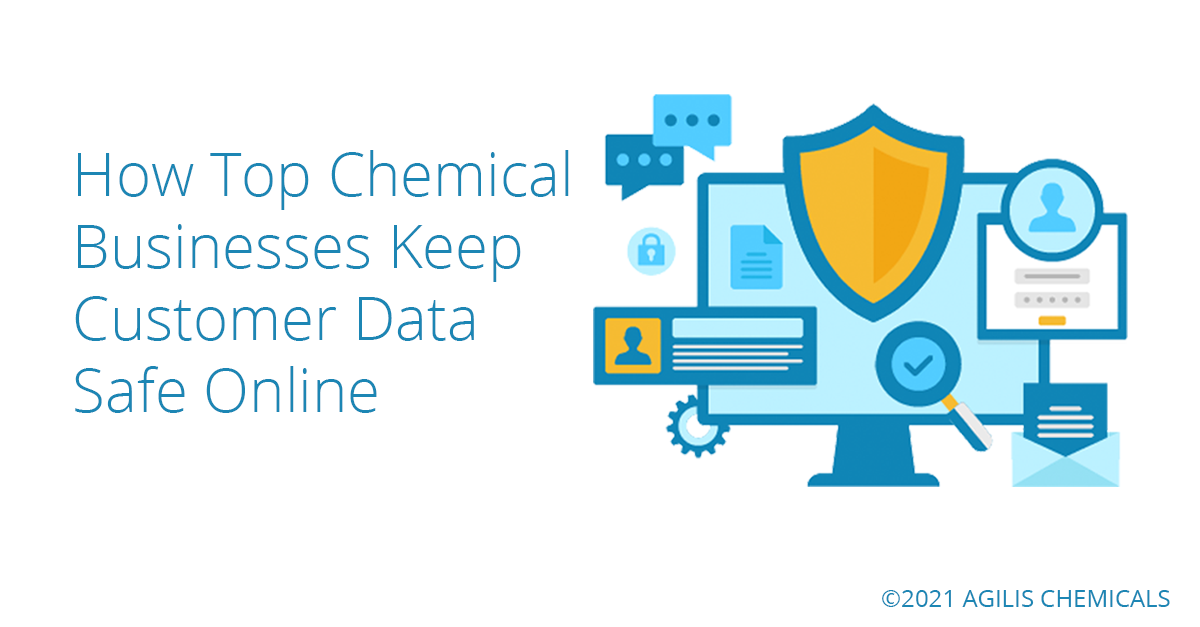 How Top Chemical Businesses Keep Customer Data Safe Online