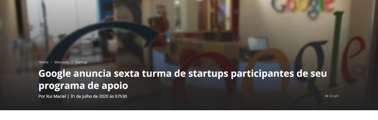 Google anuncia sexta turma de startups participantes de seu programa: A Eunerd foi seleccionada !