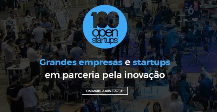 100 Open Startups divulga ranking das startups mais promissoras do Brasil
