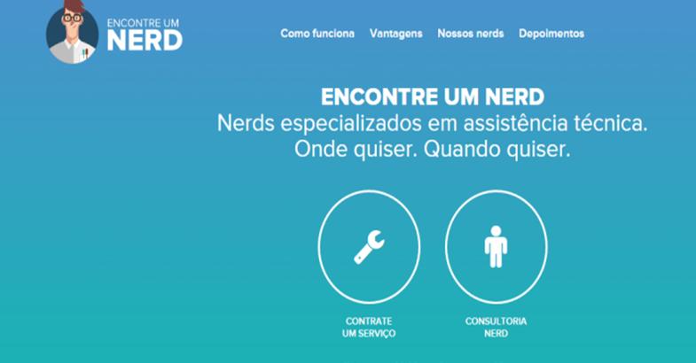 Encontre um Nerd: a startup que ajuda a contratar profissionais de TI