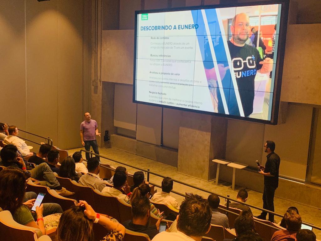 Startup de serviços de TI apresenta case de como soluciona desafios ligados à tecnologia em grandes empresas
