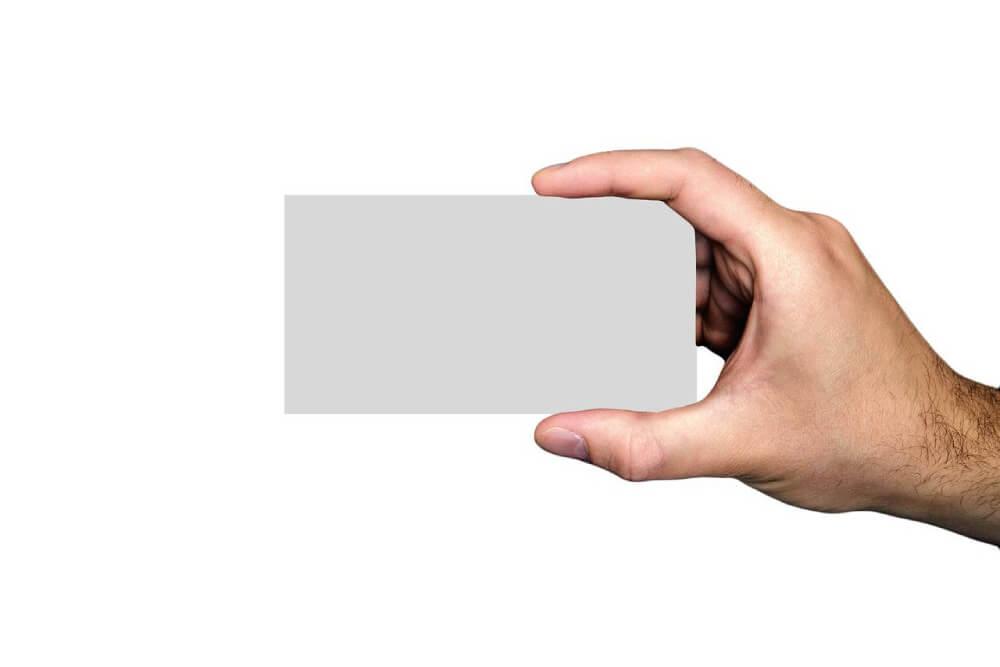 Cartão de visita para técnico em informática: como criar?
