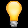 Emoji de Lâmpada