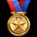 Emoji de Medalha de Ouro