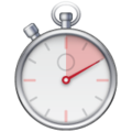 Emoji de Cronômetro
