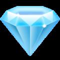 Emoji de Diamante