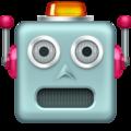 Emoji de Robô