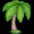 Emoji de Palmeira