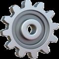Emoji de Engranagem