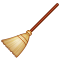 Emoji de Vassoura