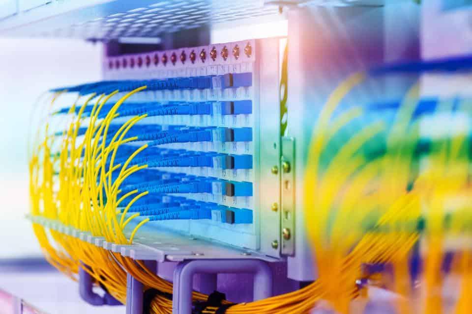 instalacao de infraestrutura de redes