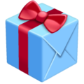 Emoji de Caixa de Presente