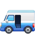 Emoji de Van de Entrega