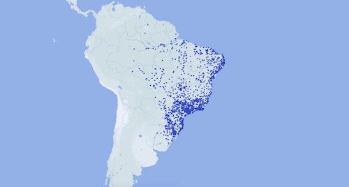 mapa para mobile