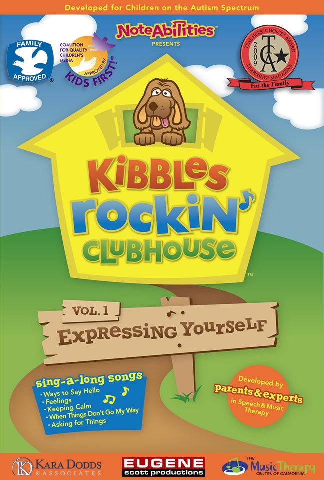 Kibbles Rockin Clubhouse