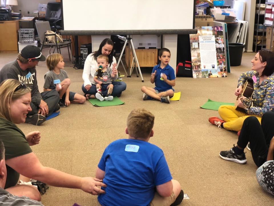 Musical Playgroup Program