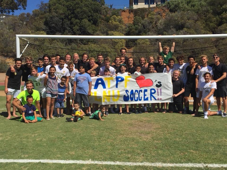 PLNU Soccer Player Mentor Program