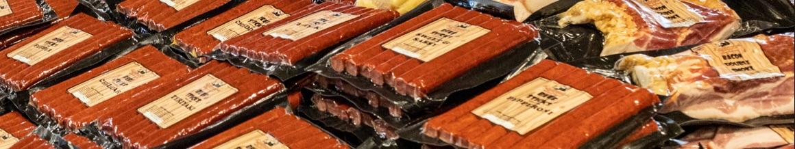 Dakota Butcher prepackaged meat sticks