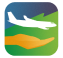 Aerosimple airport operations software icon