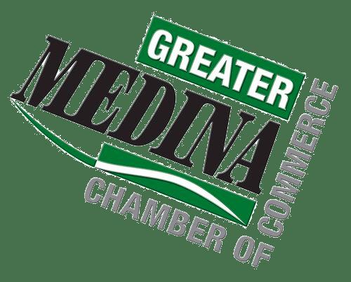 The Medina Chamber of Commerce logo