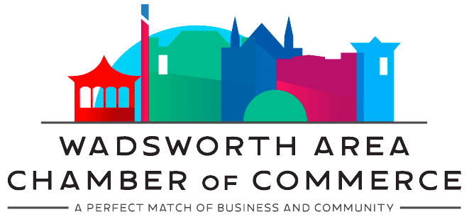 The Wadsworth Chamber of Commerce logo